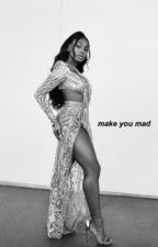 make you mad » fifth harmony au by allysondelivers