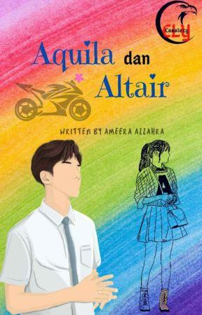 Aquila dan Altair by Ameerazz_