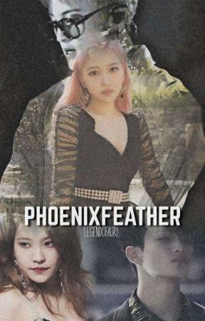 PHOENIXFEATHER [mark lee]  by legendofauri