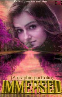 Immersed( A graphic portfolio)  cover