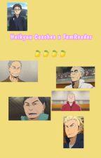 haikyuu coaches x reader 🍋 lemon 🍋 by pooceeslayer