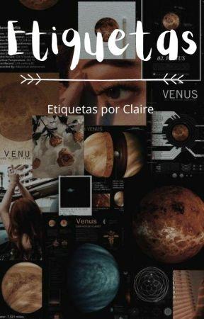 Etiquetas ❤❤ by CrazyClaire14