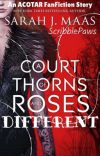 A Court Of Thorns And Roses ~ Different [DISCONTINUED] cover