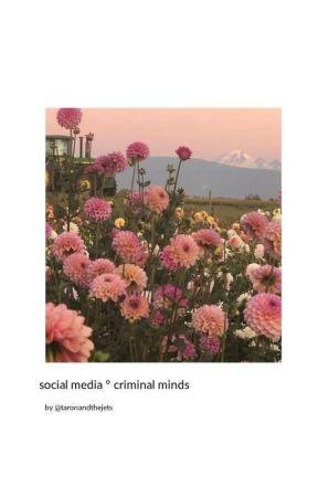 social media ° criminal minds by taronandthejets