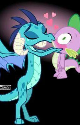El amor de una lord dragón