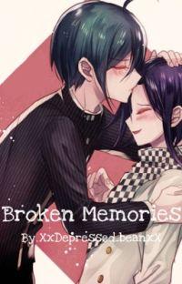 Broken Memories  cover
