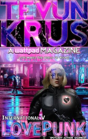 Tevun-Krus #86 - International V: LovePunk by Ooorah