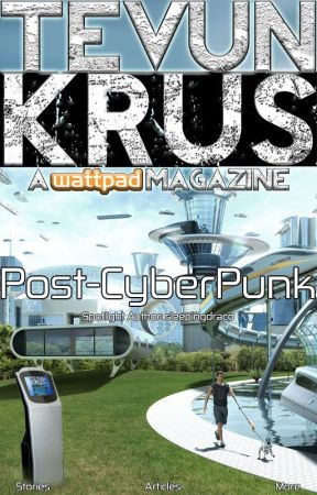 Tevun-Krus #88 - Post-CyberPunk by Ooorah