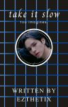 take it slow | to1 imagines. cover