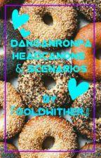 """YOINK!"" || Danganronpa Headcanons/Scenarios by Goldwither"