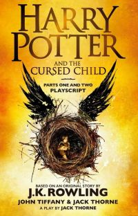 Harry Potter and the Cursed Child: Rewrite cover