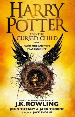 Harry Potter and the Cursed Child: Rewrite