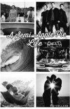 A Semi-Apple Pie Life (JJ Maybank X OC) by N1ght5h4d3
