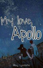 My love, Apollo by mary_sseugi