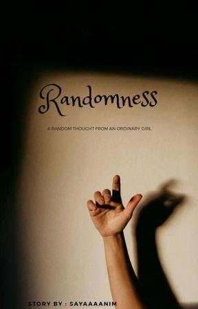 Randomness by sayaaaanim