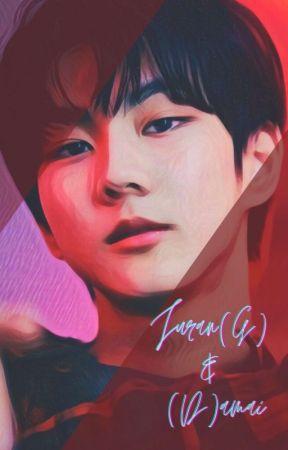 Juran(G) & (D)amai | Jungwon | ENHYPEN by Bnnacandy
