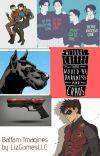 Batfamily x reader imagines [On HIATUS] cover