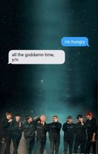 ateez responding to texts by simply_a_fan