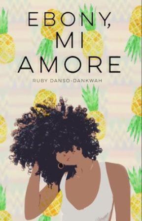 Ebony, Mi Amore by Boatemaa16