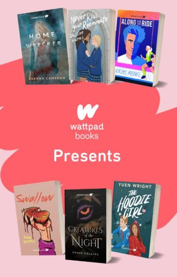 Wattpad Books Presents