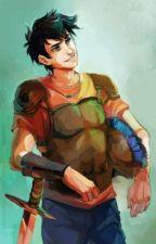 Percy Jackson son of Odin by Alpha-72