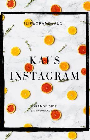Kai's Instagram! by TheOrangeSide
