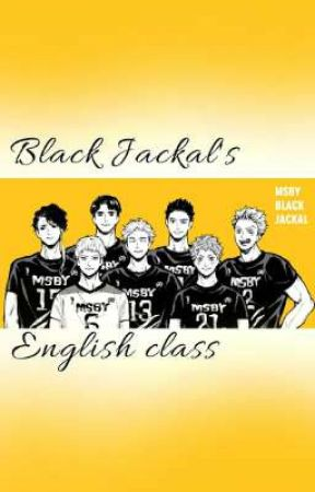 Black Jackal's English class[√] by vfrstuv
