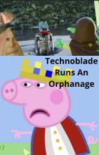 Technoblade Runs an Orphanage  by celestricity