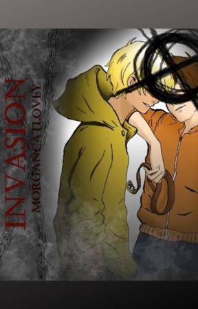 Invasion: (Masky x Reader x Hoodie) Rough!Lemon by morgancatlovey
