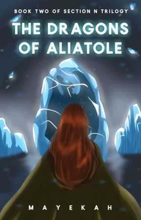 The Dragons Of Aliatole (PUBLISHED UNDER DREAME MEDIA) by meeka_chan