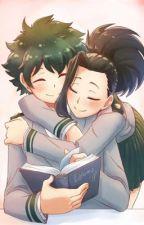 Bookworm, an Izuku x Momo shipping fanfic by Maddie_Goldin