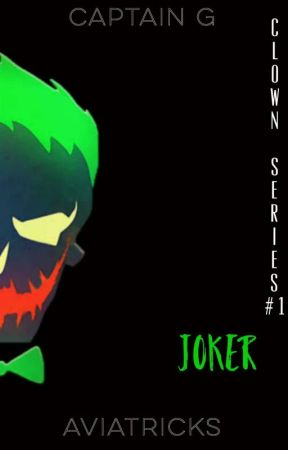 CS I: Joker by aviatrixx_