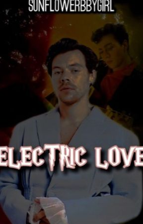 ELECTRIC LOVE  ━━ james potter by sunflowerbbygirl