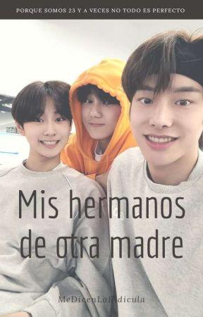 Mis hermanos de otra madre [PAUSADA] by MeDicenLaRidicula