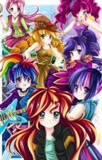 MLP Equestria Girls: A Life With Magic (On Hiatus) by shadowlight2784
