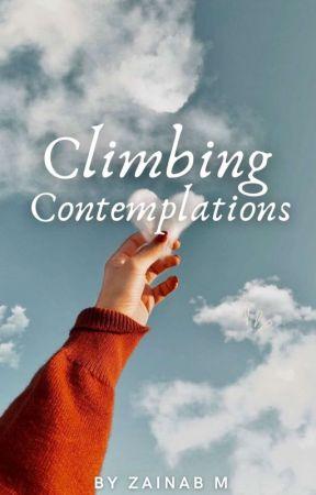 Climbing Contemplations by queenz3e