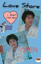 Love Store - Na Jaemin by aesthetically_chenle