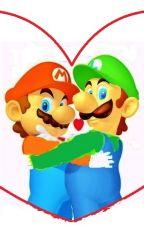 Mario & Luigi by enjoy_the_misery