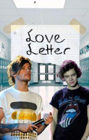 Love Letter l.s (AU) by shmolboiharry