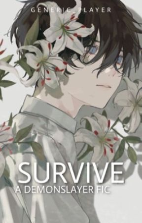 𝐒𝐮𝐫𝐯𝐢𝐯𝐞 | Male Reader Insert by GENERIC-PLAYER
