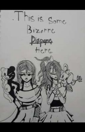 •This is some Bizarre DISPARE here•(Jjba X Danganronpa!Reader) by Silent_Depresso69