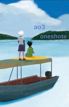 ° ao3 • oneshots ° by -pinbxll