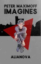 PETER MAXIMOFF IMAGINES by IndieQuill
