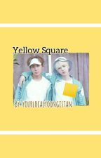 Yellow Square by yourlocalyoongistan