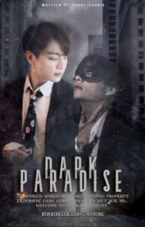 dark paradise ❦ taekook by bunnyjeonnie