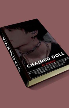 chained doll ; kookgi. +18 (Tercera temporada) by xxxnaos