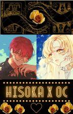 Hisoka X OC by trash_rat0