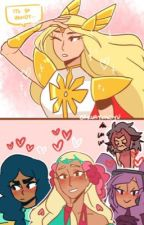 She-Ra Memes and Fanart by bella_is_bored