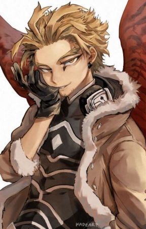 His Baby Bird (Hawks x Reader) DISCONTINUED by AnxietyMaybe