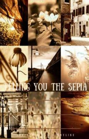 Telling You the Sepia || The Boyz by youisprincess